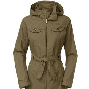 The North Face K Belted Rain Jacket